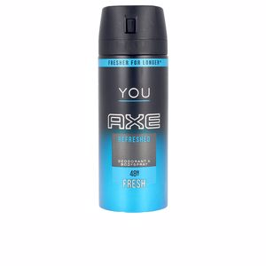 Desodorante YOU REFRESHED deodorant spray Axe