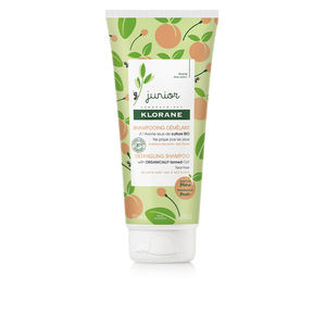 Haircare for kids - Detangling shampoo JUNIOR detangling shampoo #peach Klorane
