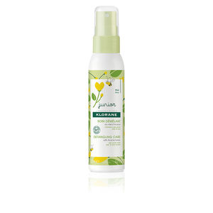 Haircare for kids - Hair moisturizer treatment JUNIOR soin démêlant au miel d'acacia Klorane