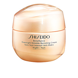 Cremas Antiarrugas y Antiedad BENEFIANCE WRINKLE RESIST 24 night cream Shiseido