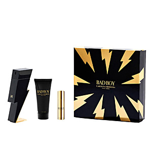 BAD BOY SET Perfume set Carolina Herrera