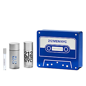 Carolina Herrera 212 NYC MEN COFFRET COFFRET perfume