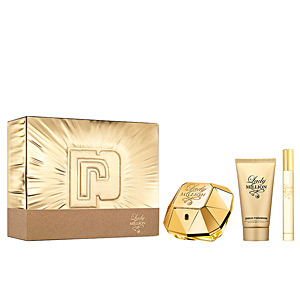 Paco Rabanne LADY MILLION COFFRET perfume