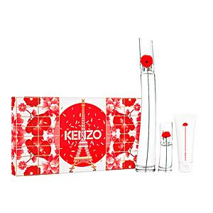 FLOWER BY KENZO set 3 pz