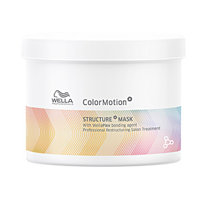 Haarmaske für strapaziertes Haar COLOR MOTION mask Wella