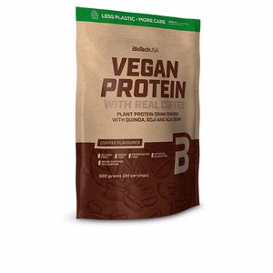 Vegetable protein VEGAN PROTEIN #plátano Biotech Usa