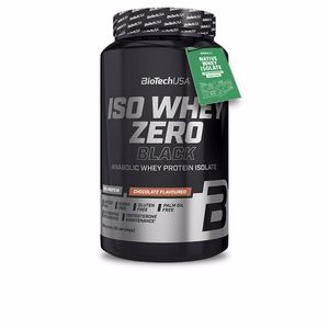 Protéine sérique isolée ISO WHEY ZERO BLACK #chocolate
