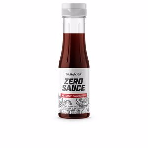 Sauces and seasonings ZERO SYRUP #ketchup Biotech Usa