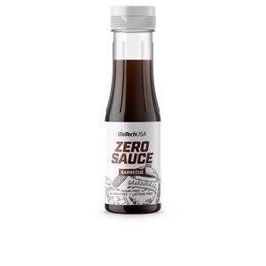 Sauces and seasonings ZERO SYRUP #barbacoa Biotech Usa