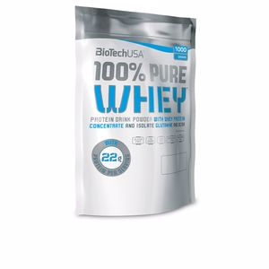Concentrato di siero del latte 100%PURE WHEY #chocolate Biotech Usa