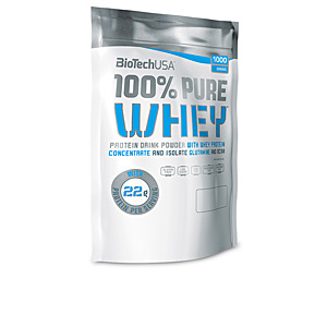Serumconcentraat 100%PURE WHEY #caramelo-cappuccino Biotech Usa