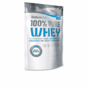 Whey concentrate 100%PURE WHEY #tarta de queso de frambuesa Biotech Usa