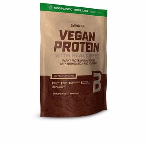 Vegetable protein VEGAN PROTEIN #vainilla-cookies Biotech Usa