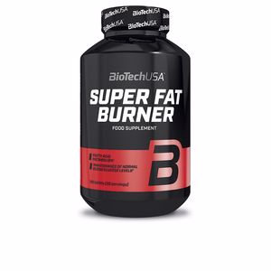 Bloqueador de grasas SUPER FAT BURNER tabletas Biotech Usa