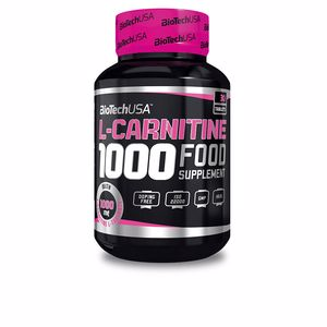 Other Amino Acids L-CARNITINE tabletas Biotech Usa