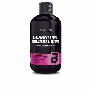 L-CARNITINE 100-000 LIQUID #cereza  500 ml