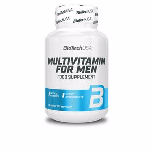 Vitamins MULTIVITAMIN for men tablets Biotech Usa