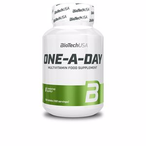 Vitamins ONE A DAY tabletas Biotech Usa