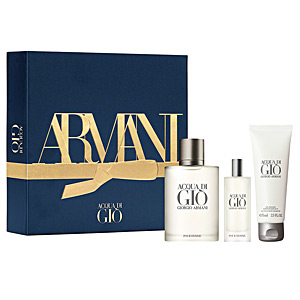 ACQUA DI GIÒ POUR HOMME VOORDEELSET Perfume set Giorgio Armani