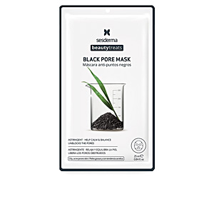 Face mask BEAUTY TREATS black pore mask Sesderma