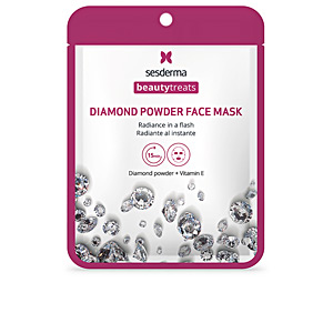 Mascarilla Facial BEAUTY TREATS diamond powder mask Sesderma