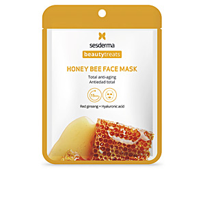 Face mask BEAUTY TREATS honey bee mask Sesderma