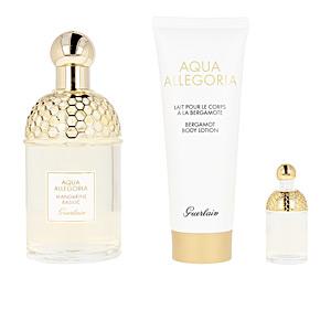 Guerlain AQUA ALLEGORIA MANDARINE BASILIC LOTE perfume