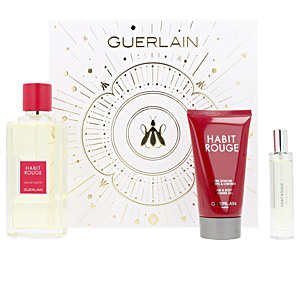 Guerlain HABIT ROUGE SET perfume