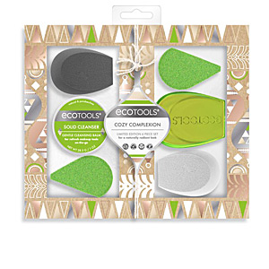 Set de maquillage BLENDING ESSENTIALS COFFRET Ecotools