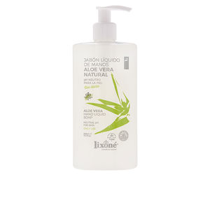 Hand soap ALOE VERA NATURAL JABÓN SET Lixone