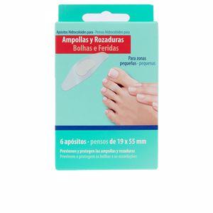 Erste-Hilfe-Set Produkt APOSITOS HIDROCOLOIDES ampollas y rozaduras Cosmoplast