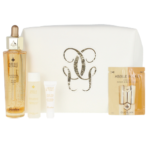 Anti aging cream & anti wrinkle treatment ABEILLE ROYALE HUILE SET