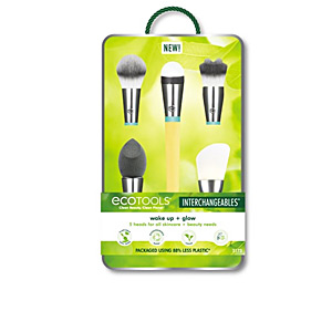 Set de maquillaje WAKE UP AND GLOW LOTE Ecotools
