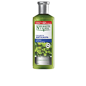 Anti-dandruff shampoo CHAMPÚ SENSITIVE anticaspa Naturvital