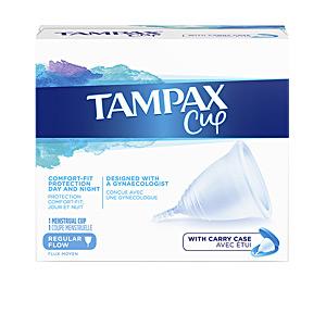 Menstrual cup TAMPAX COPA flujo menstrual regular Tampax