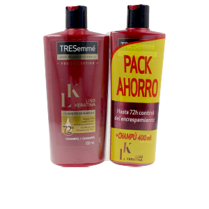 Hair gift set LISO KERATINA SET Tresemme