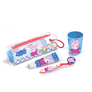 Set baño e higiene PEPPA PIG LOTE Cartoon