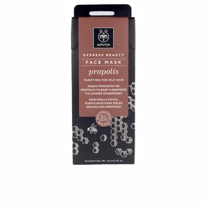 Maschera viso EXPRESS BEAUTY face mask propolis Apivita
