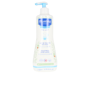 Hygiene for kids HYDRA BEBE cleansing milk Mustela