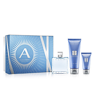 Azzaro CHROME SET perfum