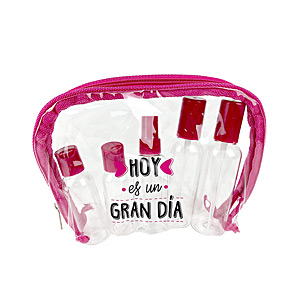 Bath Gift Sets NECESER VIAJE TRANSPARENTE SET Inca