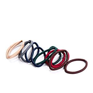 Scrunchies & rubber bands ELÁSTICOS FINOS surtido #invierno Inca