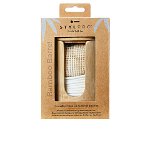 Accessoires de maquillage STYLPRO BAMBOO BARREL COFFRET Stylideas