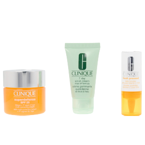Set cosmética facial SUPERDEFENSE LOTE Clinique