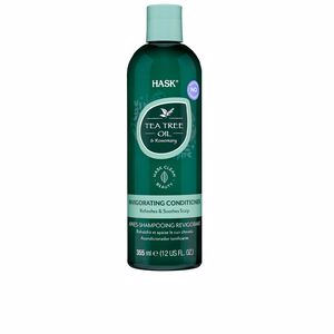 Hair repair conditioner TEA TREE & ROSEMARY invigorating conditioner Hask