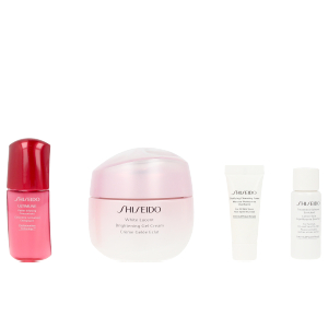 Set cosmética facial WHITE LUCENCY BRIGHTENING GEL CREAM LOTE Shiseido
