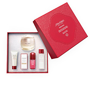 Set di cosmetici per il viso BENEFIANCE WRINKLE SMOOTHING CREAM COFANETTO Shiseido