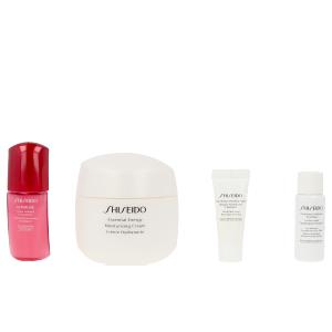 Set di cosmetici per il viso ESSENTIAL ENERGY LOTTO Shiseido