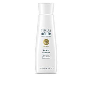 Champú con keratina KERATIN shampoo Marlies Möller