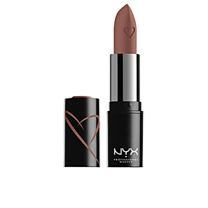 Lipsticks SHOUT LOUD satin lipstick Nyx Professional Makeup